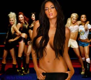 Modesto Nicole Scherzinger do Pussycat Dolls juntou-se Enfim | 22MOON...