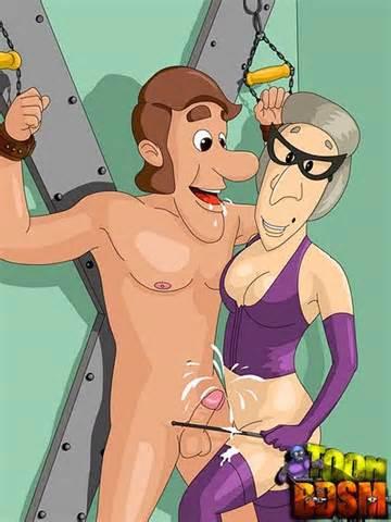 One Desenho animados sexo