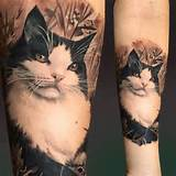 Tatuagens de gato: Cada gato tatuagem, Design, posicionamento e estilo